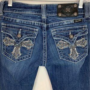 Miss Me JP5046SK Skinny Jeans 28